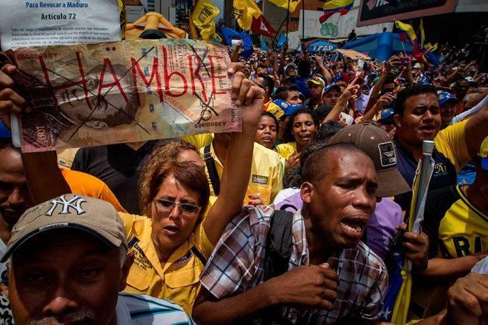 Asfixia económica marca el paso a Maduro y Guaidó. La semana de la Asamblea General de la ONU evidenció la colisión y anomalía en la política venezolana