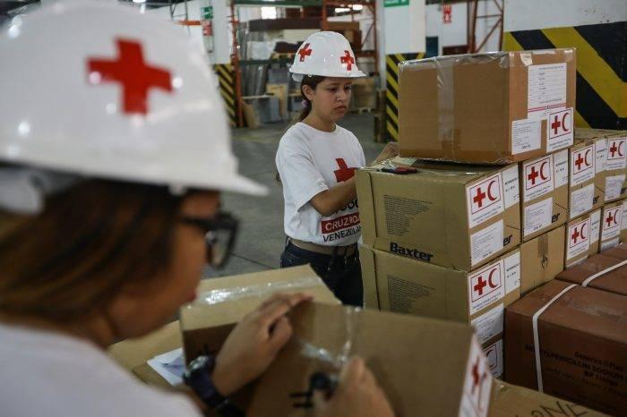 Llegan a Venezuela otras 10 toneladas de ayuda humanitaria provenientes de Panamá