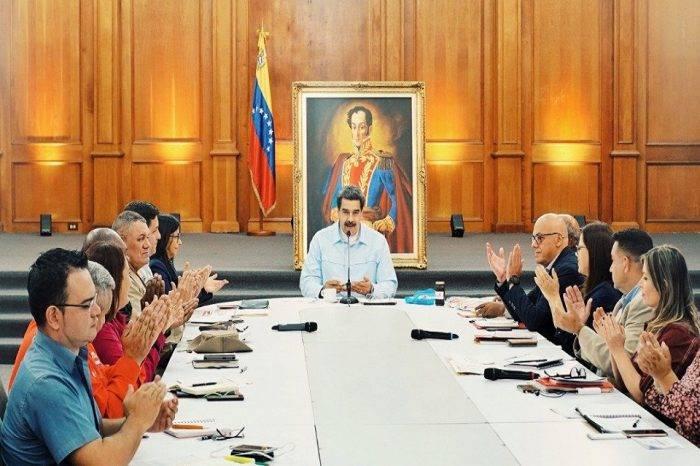 """Maduro sobre denuncia de PanamPost: """"Corrupción en la oposición no es nueva"""""""