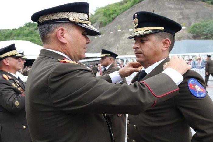 """Padrino López: Ascensos son un """"merecido reconocimiento"""" al personal del cuerpo castrense"""
