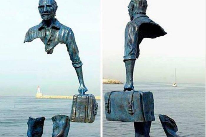 Desdicha del inmigrante, por Ángel R. Lombardi Boscán