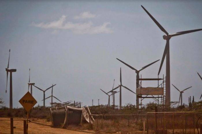 Parques eólicos de Venezuela abandonados después de inversiones milmillonarias