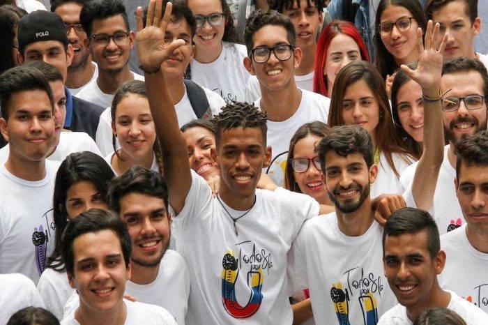David Sosa es electo nuevo presidente de la federación de estudiantes de la UCV