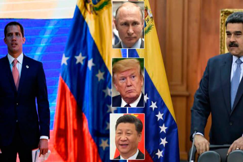 Venezuela: ¿demasiada geopolítica?, por Félix Arellano