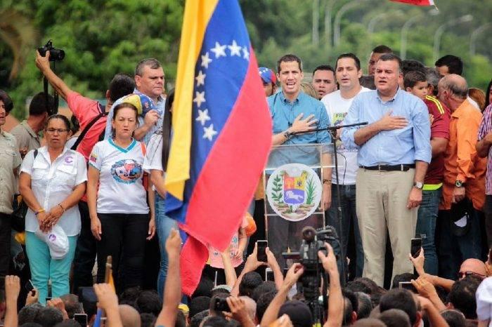 Juan Guaidó desde Barinas: En 2019 termina este proceso de una vez por todas
