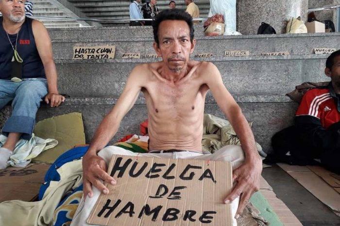 Murió extrabajador petrolero que participaba en la huelga de hambre