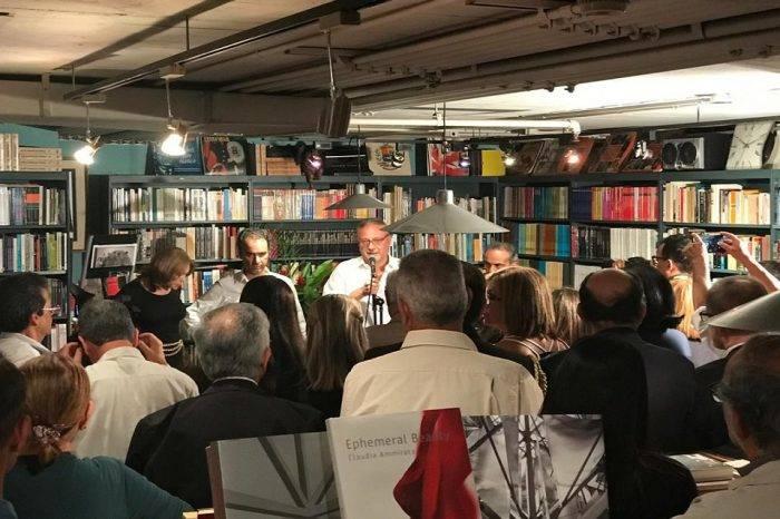 """Presentado el libro """"Cuando Petkoff navegó el Atlántico"""""""