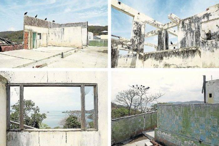 Isla del Burro Enchufado, por Eduardo López Sandoval