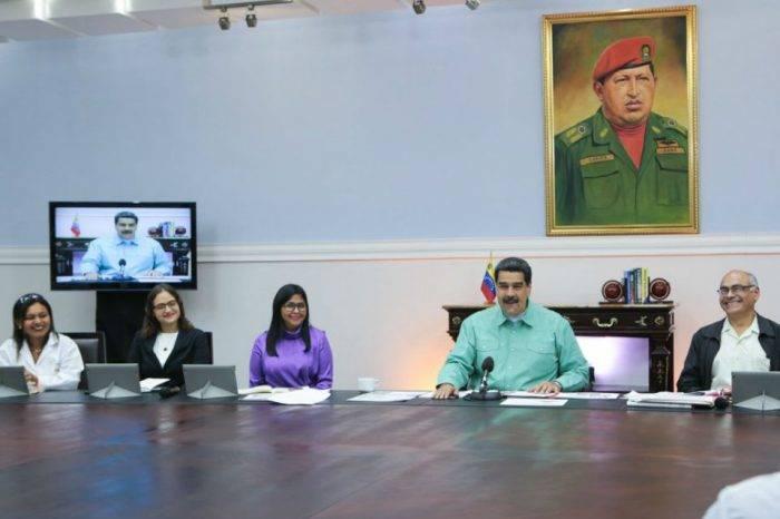 Maduro celebra control de casos de difteria que surgieron bajo su Gobierno