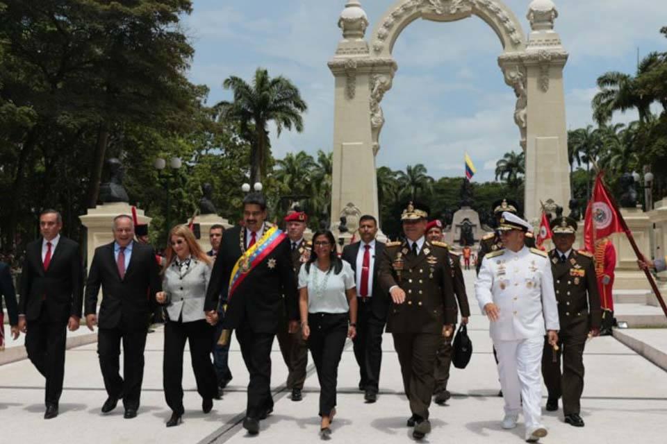 Maduro en Carabobo