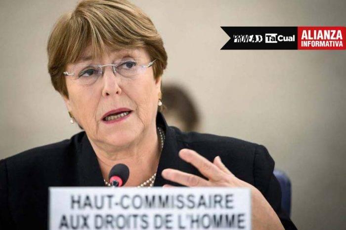 ¿Qué significa la visita de Michelle Bachelet al país como alta comisionada de la ONU?