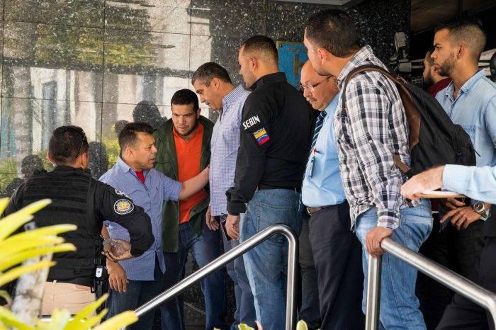 Régimen de Maduro excarceló a pareja de Rodríguez Torres
