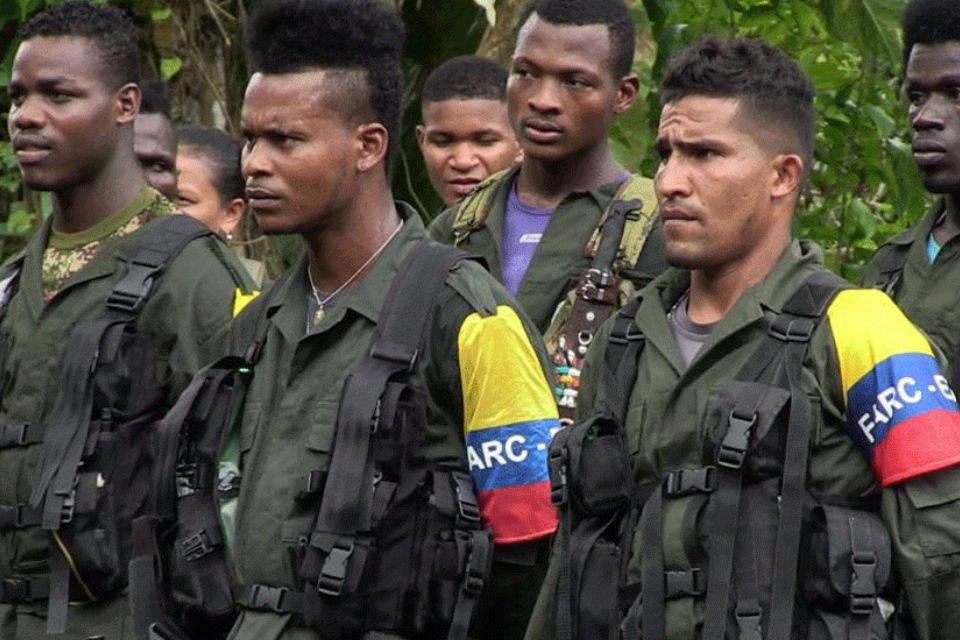 FARC Táchira indígenas
