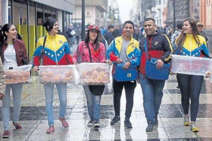 Ministro peruano evalúa impacto económico positivo en migración venezolana