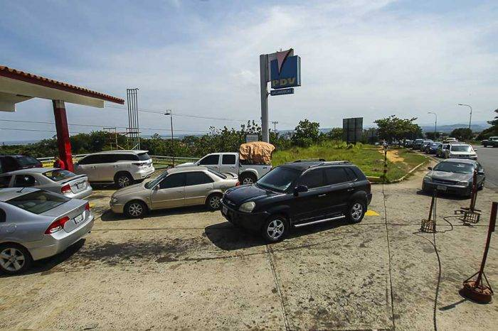 gasolina Bolívar