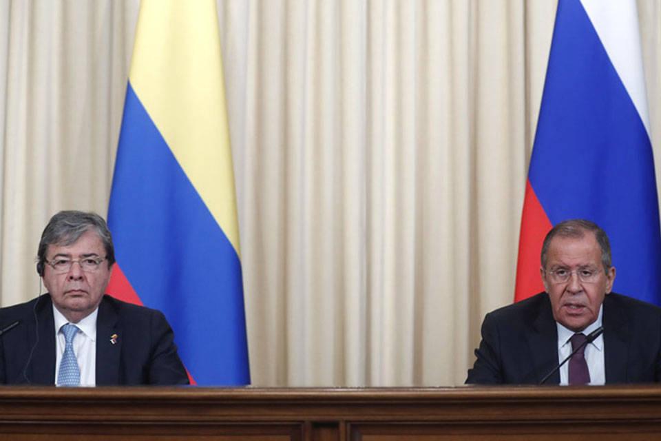 Lavrov y Holmes