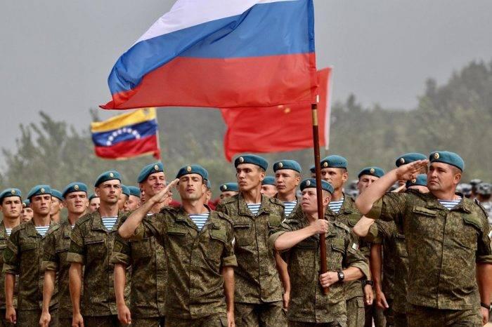 """Rusia enviará más especialistas militares a Venezuela """"si es necesario"""""""