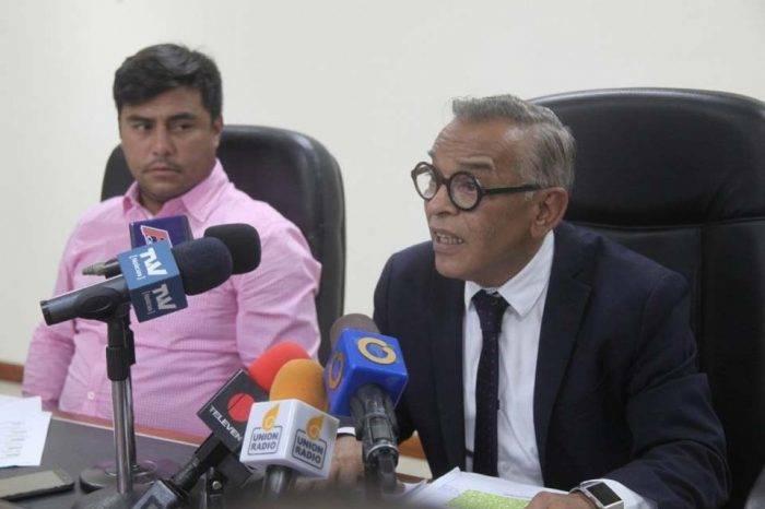 Diputado Conrado Pérez defiende paralización de investigación contra Álex Saab