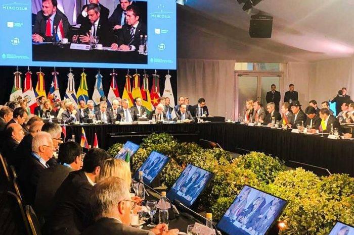 """Mercosur pide elecciones """"lo más pronto"""" para Venezuela sin descuidar tema migratorio"""