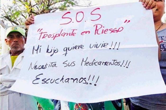 Con lo invertido en Foro de Sao Paulo se habrían pagado 514 trasplantes de médula