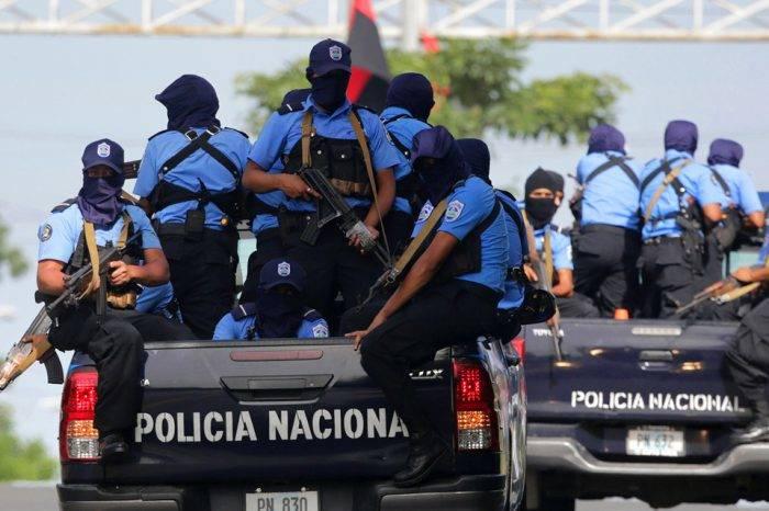 Policía de Nicaragua asesinó a balazos al líder opositor Bryan Murillo