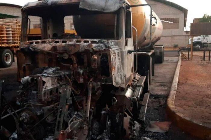 Bombonas deterioradas causan incendio en planta llenadora de gas en el Zulia