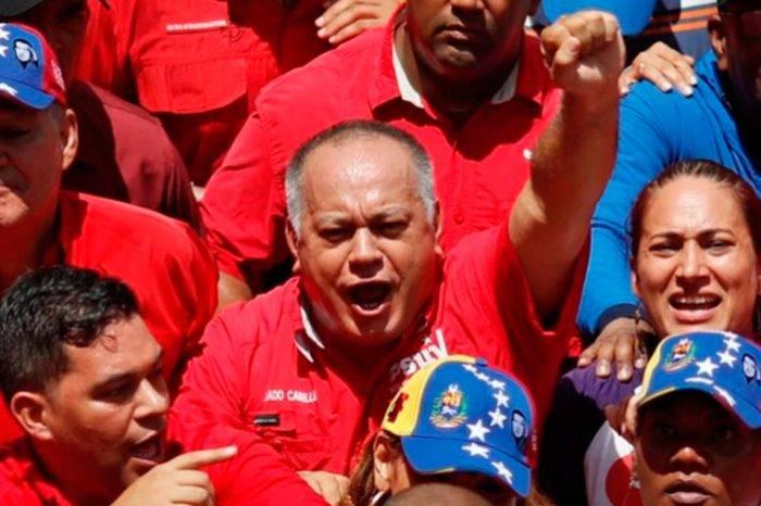 Diosdado Cabello asegura que la brisa bolivariana llegará a Estados Unidos