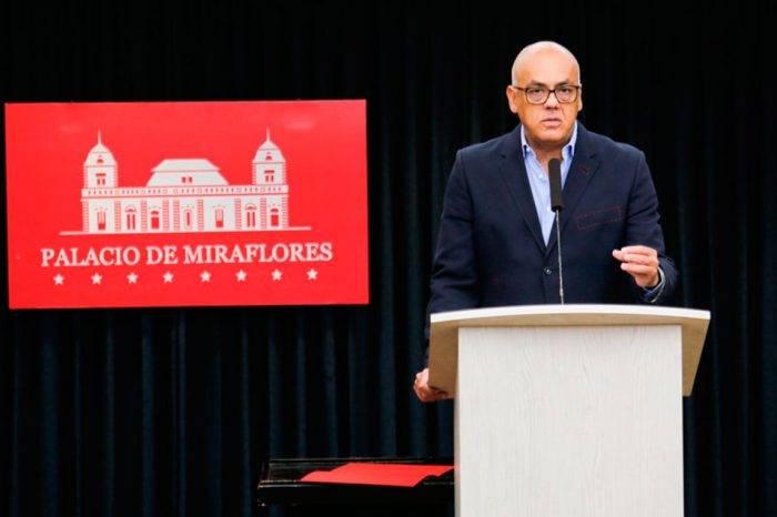 JORGE RODRÍGUEZ.