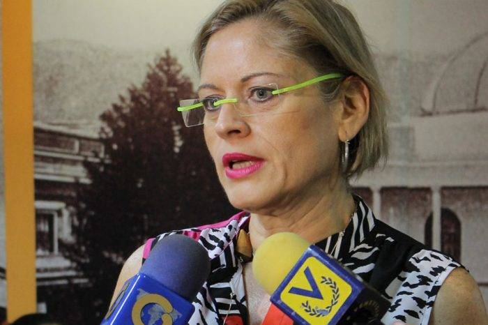 TSJ ratifica multa e inhabilitación por 15 años a diputada Adriana D'Elia