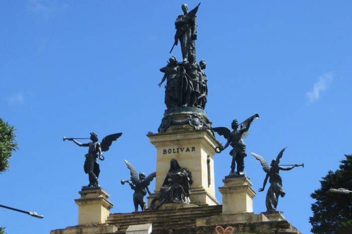 Caída de la Gran Colombia: sueño de Bolívar (1819-1830), por ÁngelR.LombardiBoscán