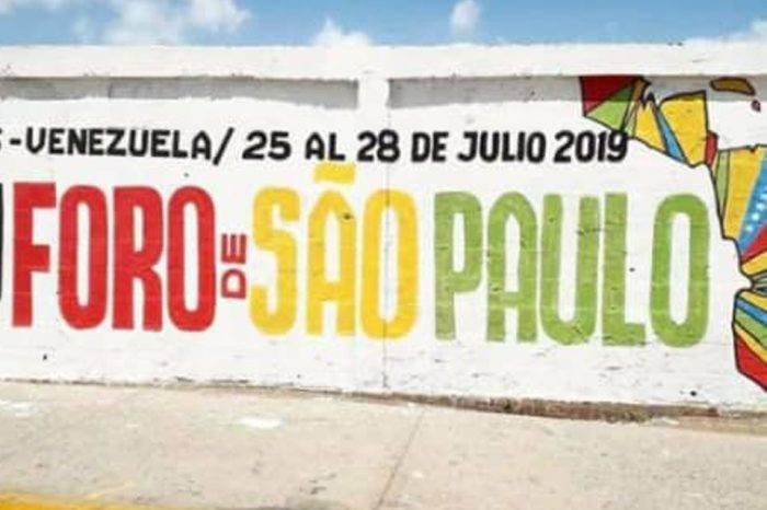 """Opositores repudian saqueo de recursos del Estado por parte de los """"chulos"""" de Sao Paulo"""