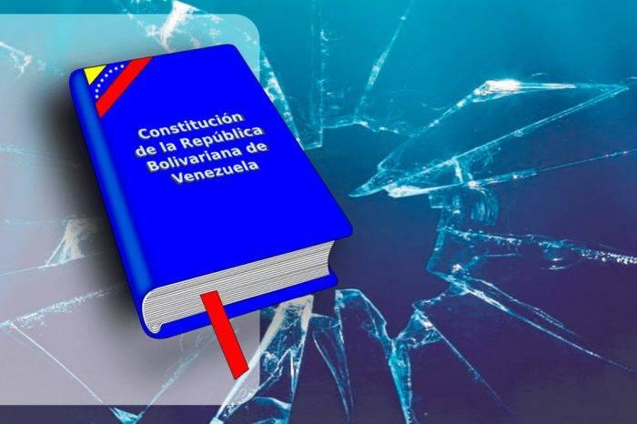 """La mentira G de la Constitución: """"ni quiere ni puede"""", por Eduardo López Sandoval"""