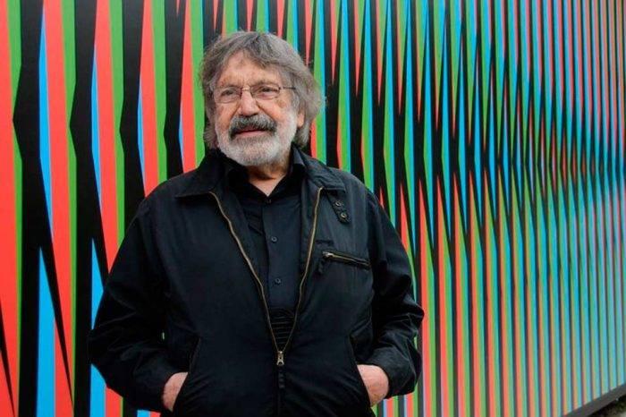 """Documental """"Carlos Cruz-Diez, la vida en el color"""" está disponible en YouTube"""