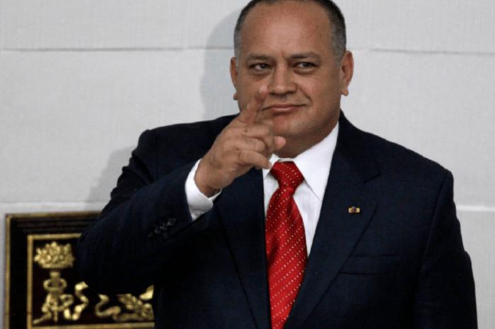 Diosdado Cabello no niega ni confirma reunión con enviado de Estados Unidos