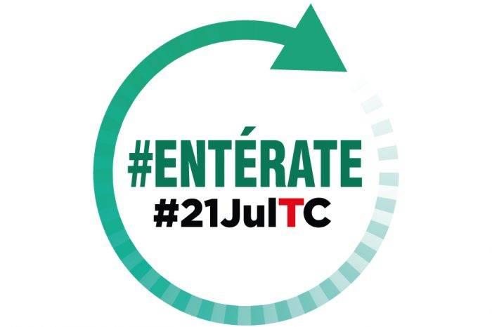 #Entérate de otras noticias importantes del #21Jul