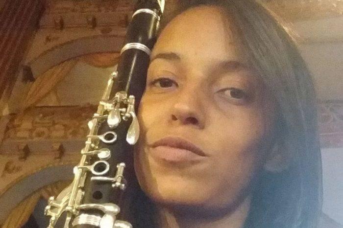 Karen Palacios 1 clarinetista