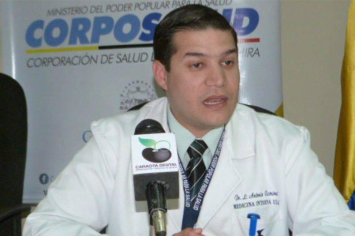 Más de 60 perdigones impactaron la cara del joven tachirense Rufo Chacón