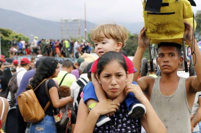 UE donará $11 millones para migrantes venezolanos en Colombia