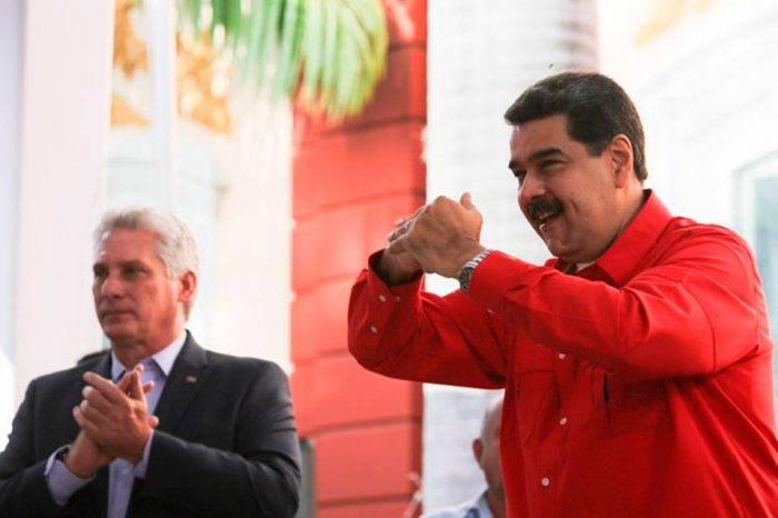 "Maduro ""se quedó esperando"" a los exlíderes de las FARC Jesús Santrich e Iván Márquez"