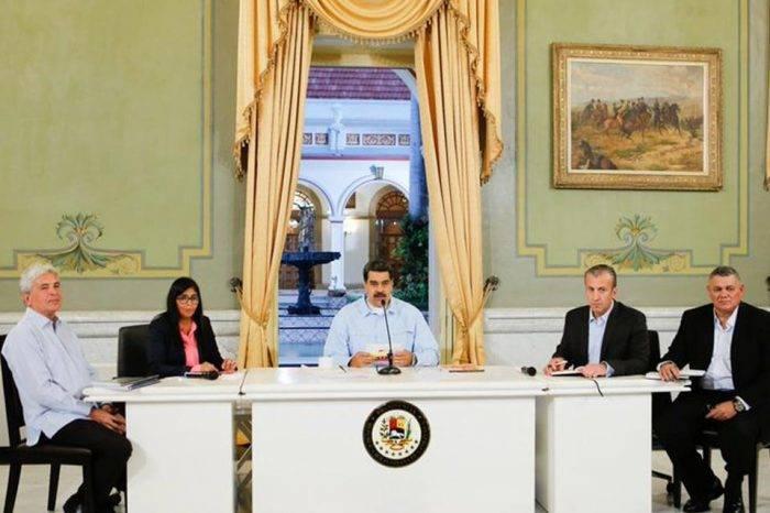 Maduro responde a EEUU: Ni con un millón de sanciones detendrán los CLAP