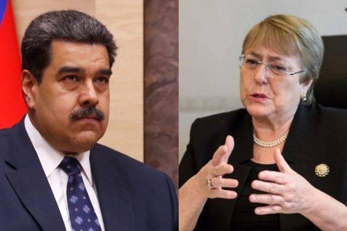 Maduro, Bachelet y esto, por Julián Martínez
