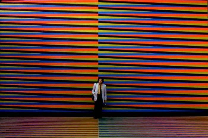 Cromointerferencia Ambientación Color Aditivo