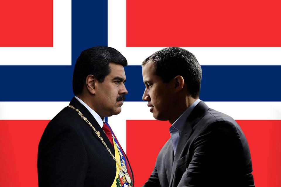 Diálogo Noruega negociación