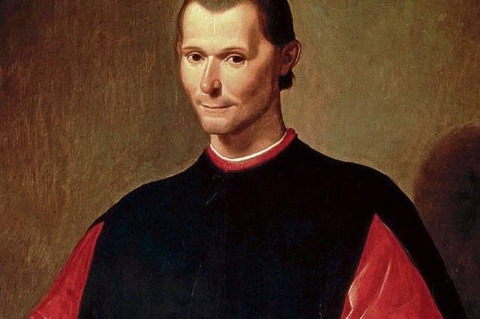 Maquiavelo vive, por Ángel Rafael Lombardi Boscán