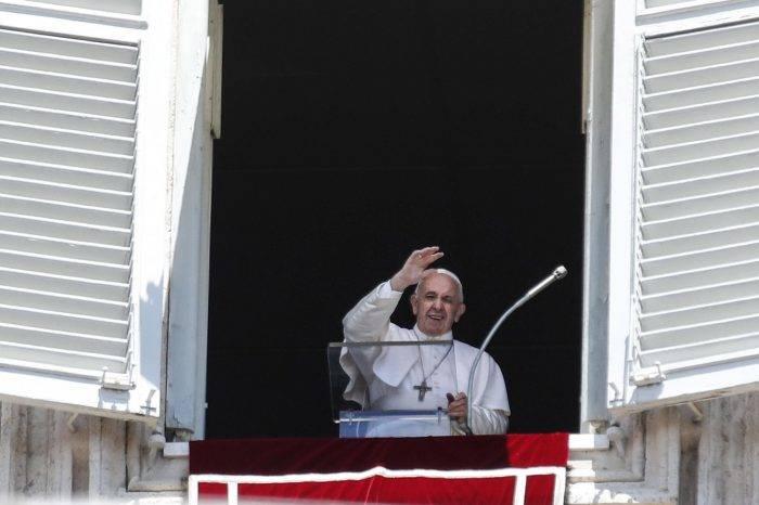 Papa pide llegar a un acuerdo para acabar con el sufrimiento en Venezuela