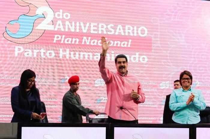 Maduro: En tiempos de revolución se pare más porque es un pueblo feliz
