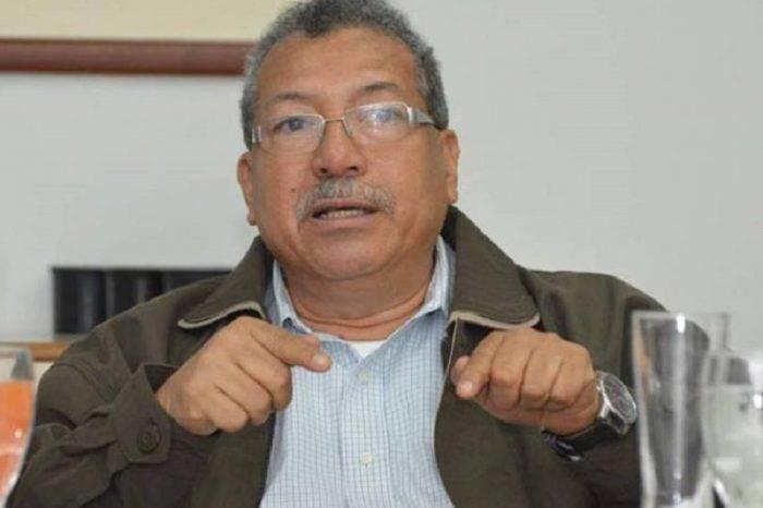 Saúl Ortega pide a Fiscalía tomar acciones contra Guaidó cuando llegue al país
