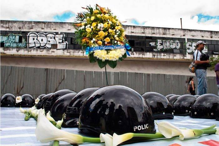 87 policías y militares murieron de forma violenta durante el primer semestre