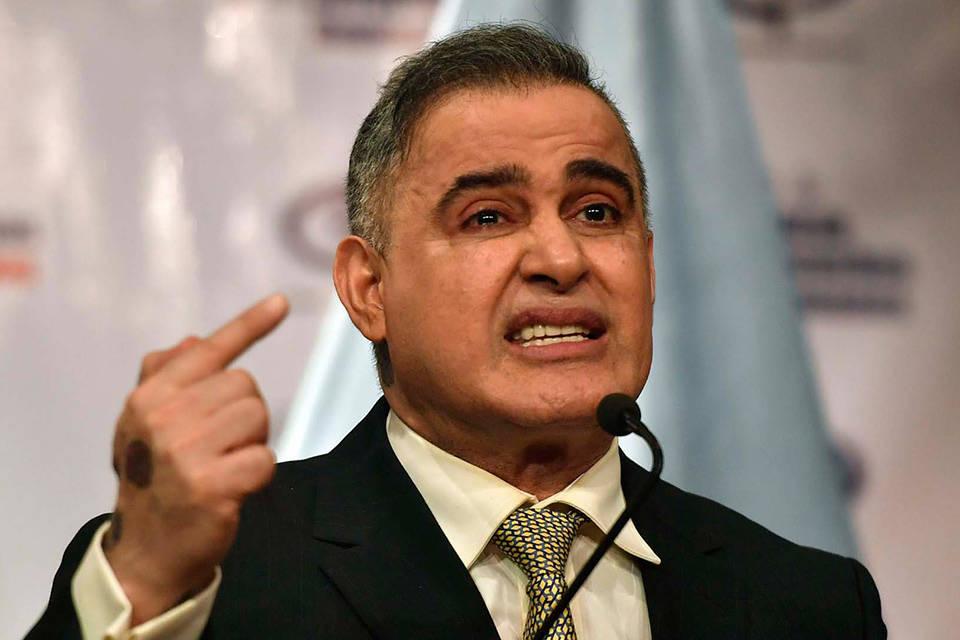 MP abre investigación penal contra Guaidó