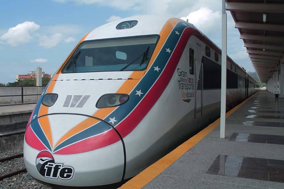 Tren Guacara-San Diego